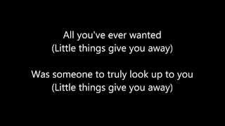 Linkin Park The Little Things Give You Away