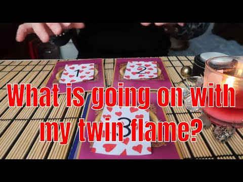 PICK A CARD ** What Is Going On With My Twin Flame? Energy Update ** (Timeless)
