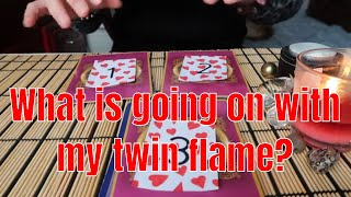 Calling out to twin flames, soul mates and divine lovers with messa...