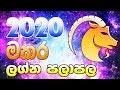 2020 Makara Lagnaya | 2020 lagna Palapala | 2020 Capricorn | 2020 Makara | Horoscope Sri Lanka