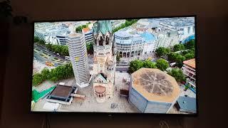 sony kd65xd7505 4k smart tv video test