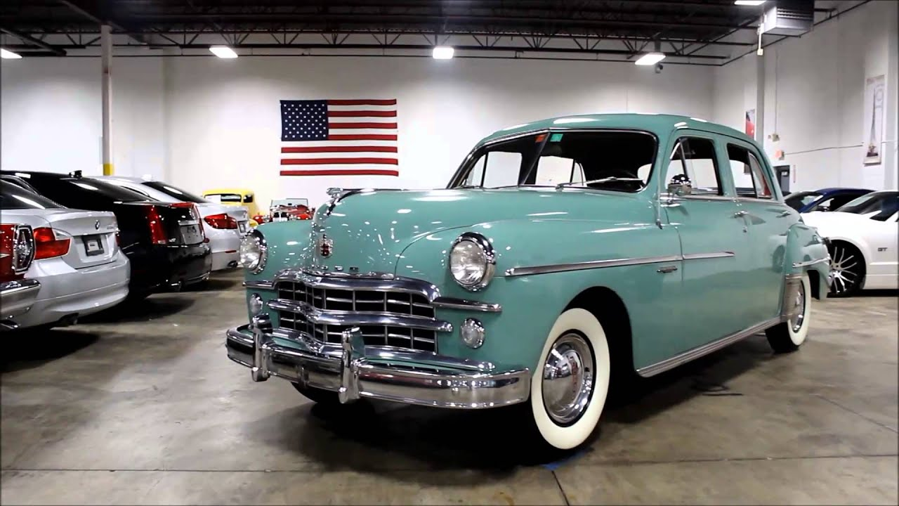 1949 Dodge Coronet - YouTube
