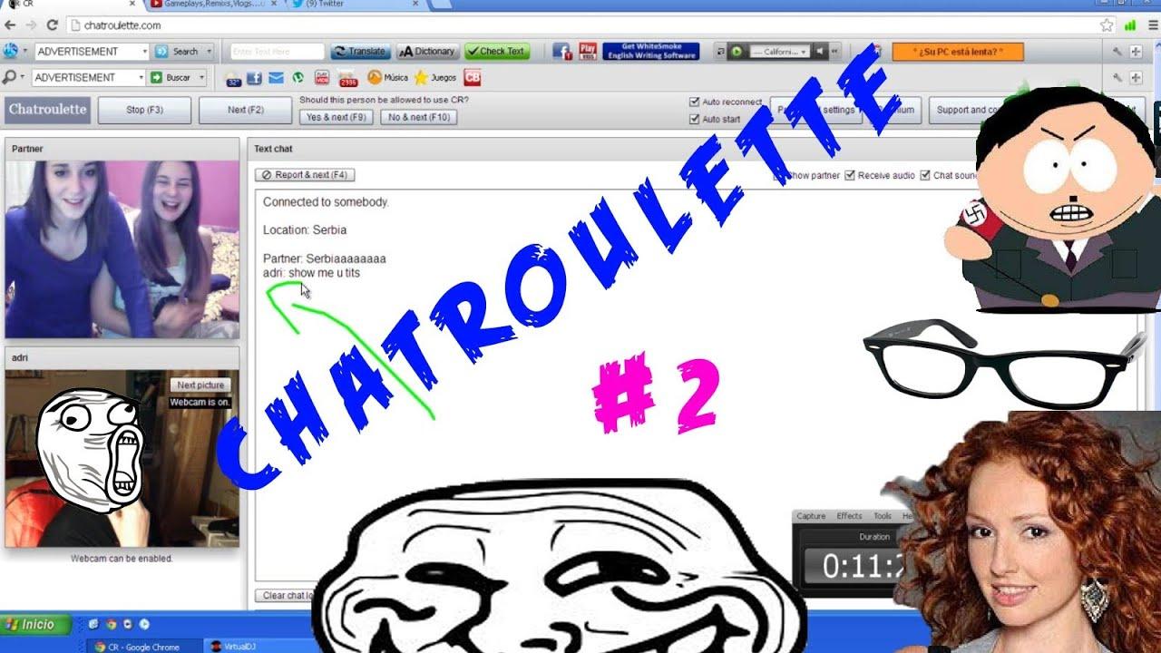Chatroulette 2