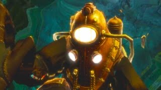 BIOSHOCK The Collection Gameplay Launch Trailer (PS4 XBOX ONE PC)
