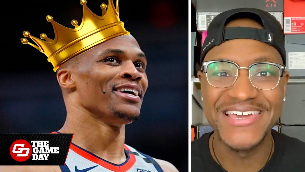 Russell Westbrook: The Triple Double King   Da Kid Gowie