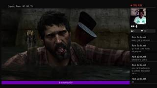 Keef Plays: The Last Of Us- Jackson County beginning