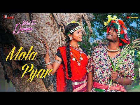 Mola Pyar | Cg Song | Mai Tor Diwana | Tushar Solanki | Anil Sinha , Jyotsana Tamrakar | Sunny Sinha