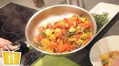Ratatouille zubereiten - Französische Küche mit Pierre