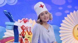 Набор доктора (Полесье) - Обзор игрушек - Игроблог с Хрюшей - Видео для детей