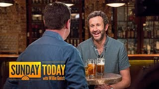 Chris O'Dowd Trades Charm For Intimidation In 'Get Shorty' Role | Sunday TODAY