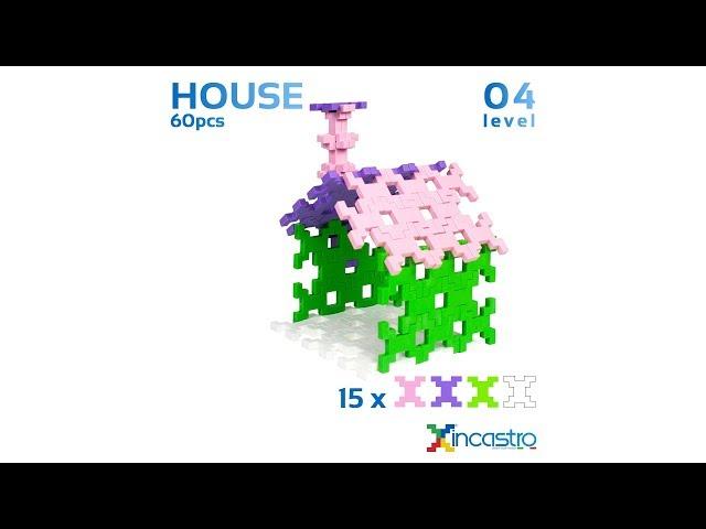 INCASTRO | Level 4 | House