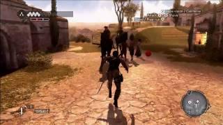 Assassin's Creed Brotherhood: Raiden Gameplay
