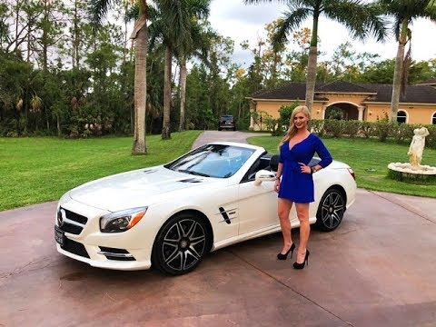 2015 Mercedes Benz Sl550 White Arrow Edition Review W Maryann For