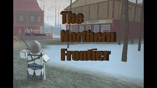 The Hunt! Northern Frontier-roblox