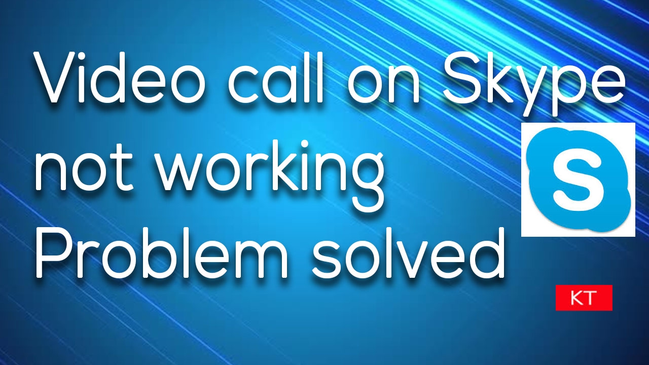 skype video call not working ipad 2