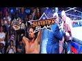WWE SUMMERSLAM 2017 FULL SHOW RESULTS WWE SUMMERSLAM 2017 RESULTS