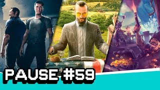 Vídeo - Sea Of Thieves e Far Cry 5 | Pause #59
