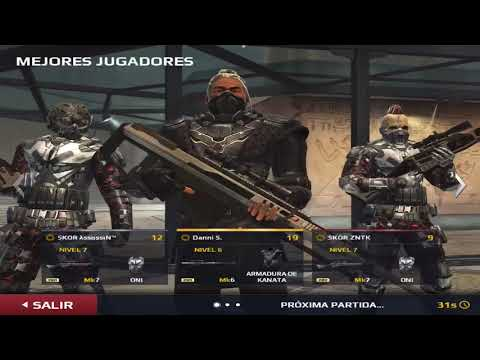 MC5 ESL: SKOR VS SunGoesDown (FULL NADES)