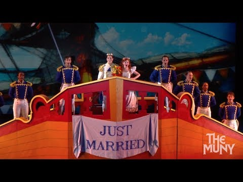 Disney's The Little Mermaid Review at The Muny