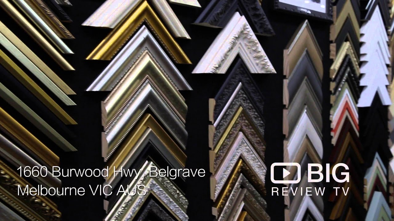 Picture Framing Melbourne Belgrave Picture Framing In Melbourne Offering Frames For