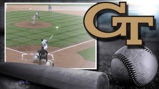 Georgia Tech Baseball Wins With Walk-Off Home Run | ACCDigitalNetwork