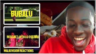 MalikVISION REACTS to TRENDING LATIN MUSIC hits! Part 1, Bubalu - Anuel AA , Reggaetón en lo Oscuro
