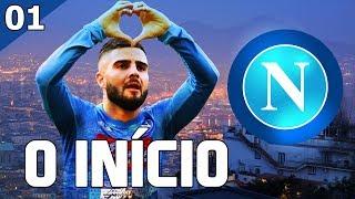 REFORMULANDO O NAPOLI! O INÍCIO! | Modo Carreira Napoli #01 - FIFA 19