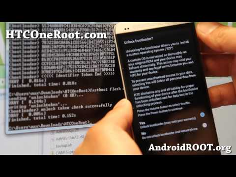 How to Root HTC One!