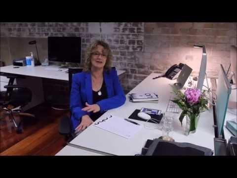 Video Message from Karen James - November 2015