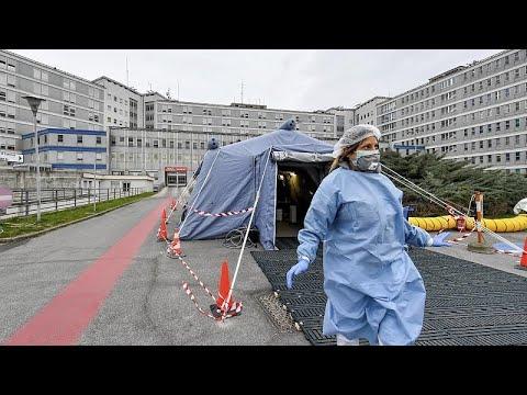 Coronavirus: 90 000 personnes infectées, 2900 morts