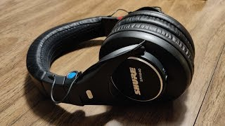 Shure SRH840 Sound Review