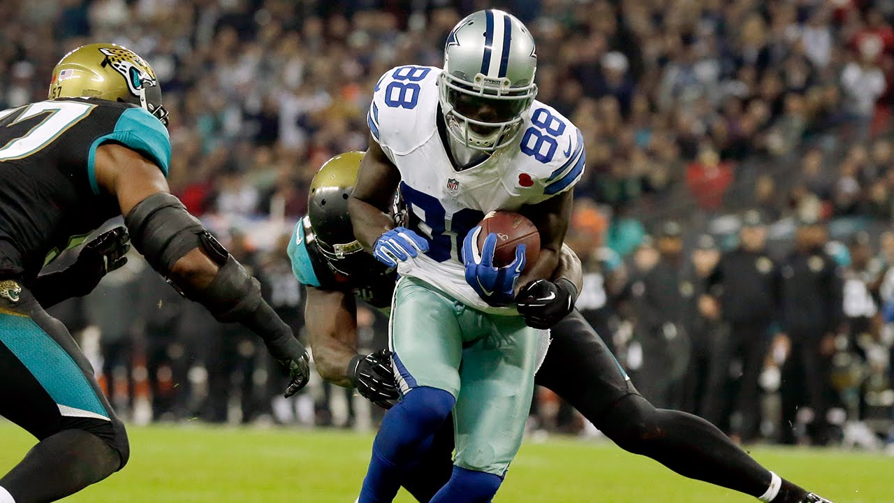 Dez Bryant Is Unstoppable On This 35 Yard Catch And Run Touchdown Week 10 2014