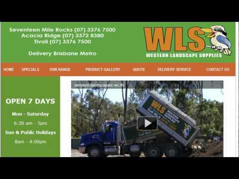 - Western Landscape Supplies - YouTube