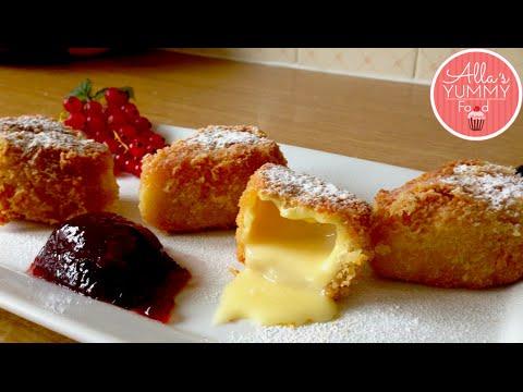 How to make Fried Cheese balls - Рецепт жареных сырных ...