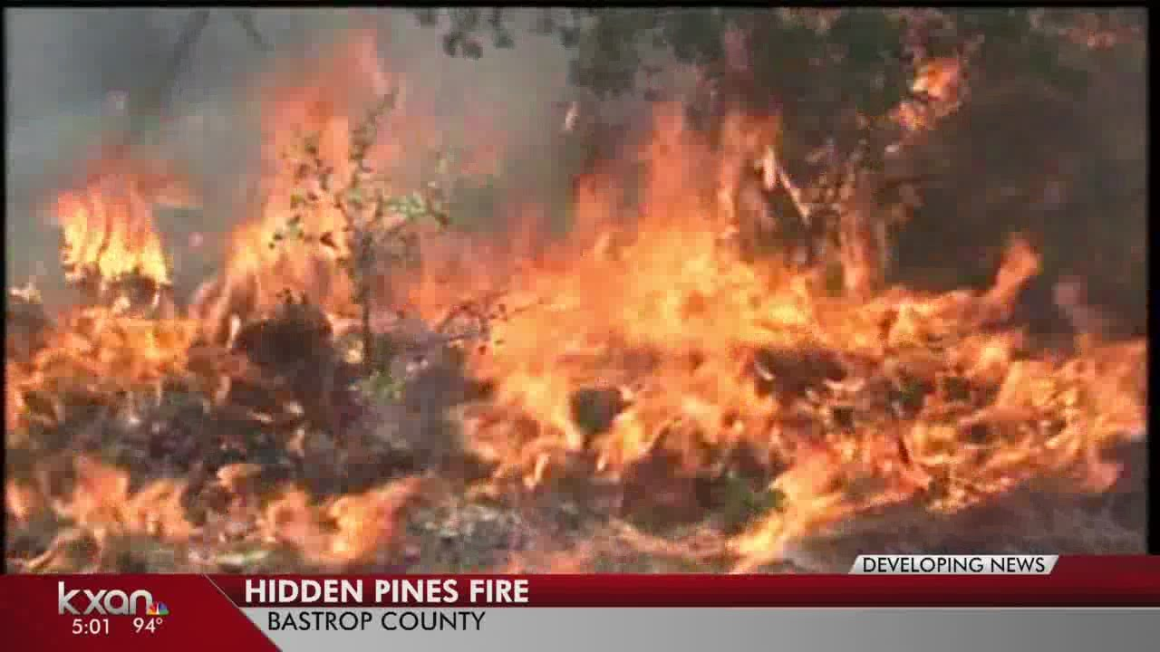 Fire Mitigation efforts in Bastrop County proved effective