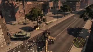 Normal day in Mercenaries 2 CO-OP (Episode 01)
