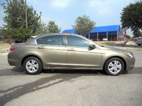 2008 Gold Honda Accord Youtube