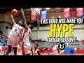THIS VIDEO WILL GET YOU HYPE FOR AAU SEASON! Basketball Motivation Top Plays