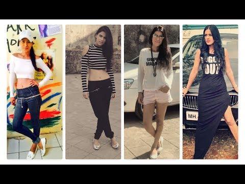 Nia Sharma LookBook And Dressing Style/ Celebrity Fashion Trend