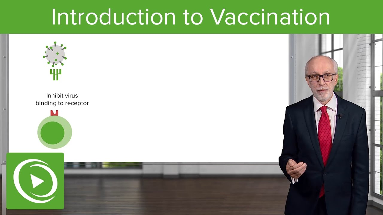 Introduction to Vaccination: Definition & Immunization – Immunology | Lecturio