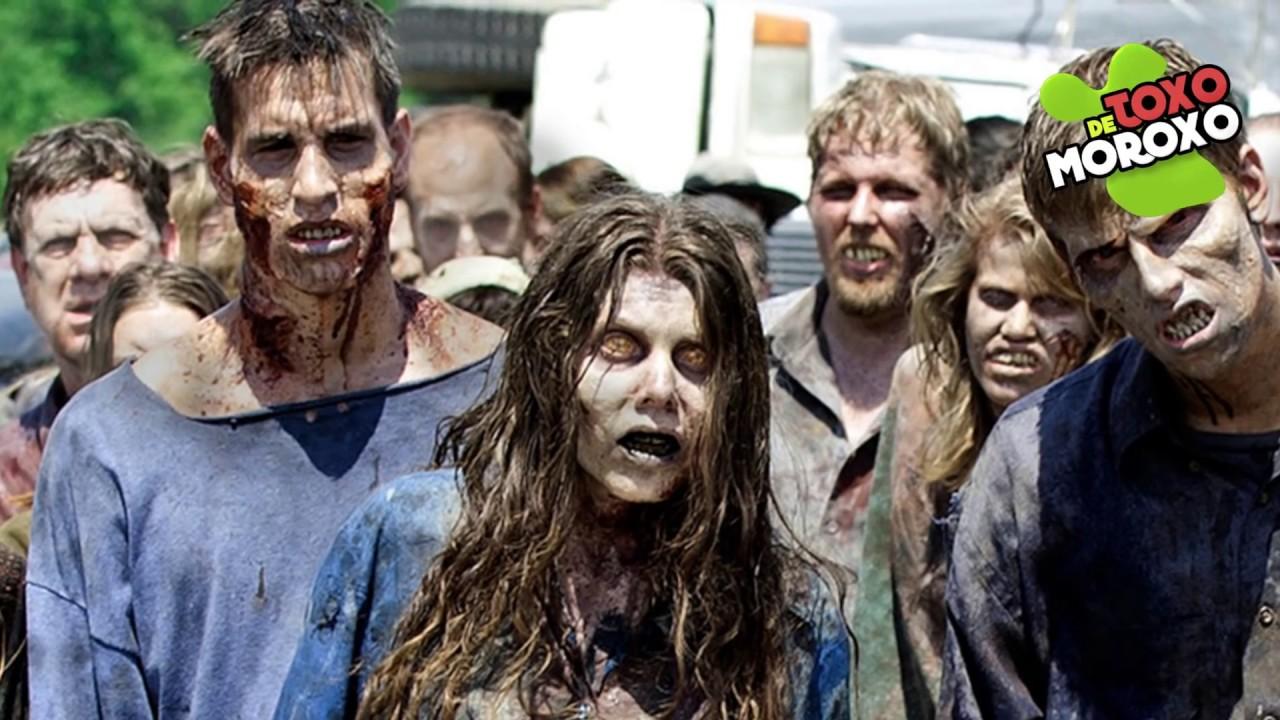 Los 7 Peores Lugares para Esconderse de un Apocalipsis Zombie | Listas DeToxoMoroxo