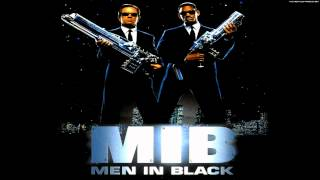 Men In Black (1997) The Suit (Soundtrack OST)