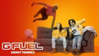 What is G FUEL Energy?