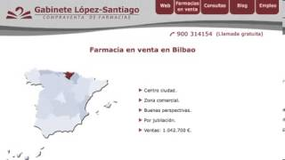 Farmacias en venta en el País Vasco