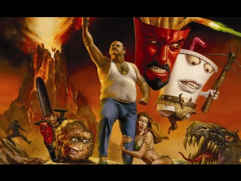 Youtube Aqua Teen 95