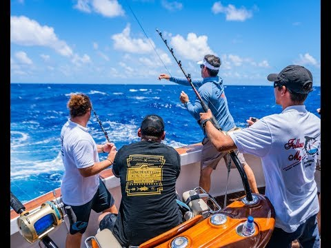Anguilla - Marlin, Wahoo and Mahi - Uncharted Waters with Peter Miller