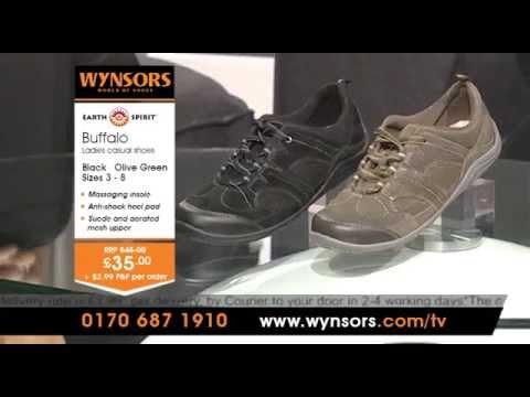 Wynsors Shopping Channel - Earth Spirit Buffalo