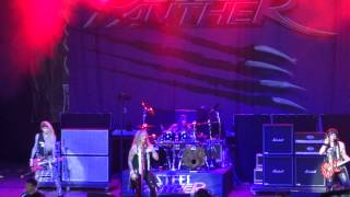 Steel Panther  - Just Like Tiger Woods - M3 festival, 2013
