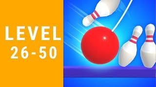 Rope Bowling Game Walkthrough Level 26-50