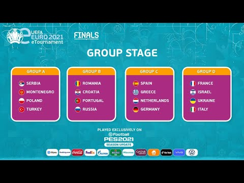 eEURO 2021 Finals – Day 1